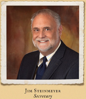 Jim Steinmeyer, Secretary of The Board of Directors of The Academy of Magical Arts