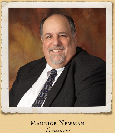 Maurice Newman, Treasurer of The Academy of Magical Arts