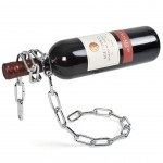 Magic Chain Wine Stand